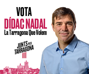 Junts x TGN – Eleccions 2019 lateral