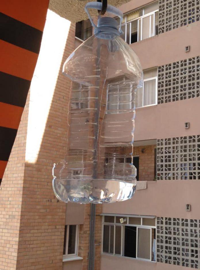 garrafa aigua