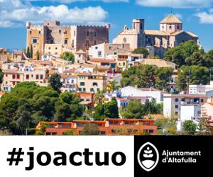 JO ACTUO – AJUNTAMENT D'ALTAFULLA