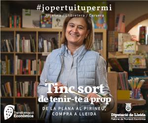 TINC SORT 2 – Diputació de Lleida – 300×250