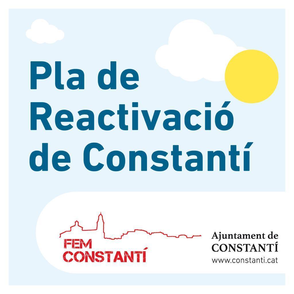 Ajuntament Constantí – Reactivació