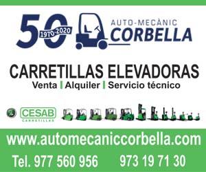 Automecànic Corbella – juny 2020 · 300×250