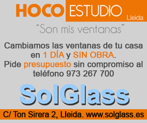Solglass – Juliol 2020 – 300×250