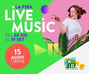 Fira Centre Comercial – Juliol – Agost 2020