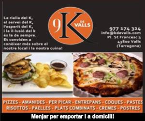 9K Valls – Juliol 2020