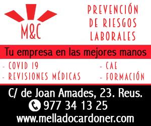 Mellado Cardoner – Juliol i Agost 2020 – Tarragona