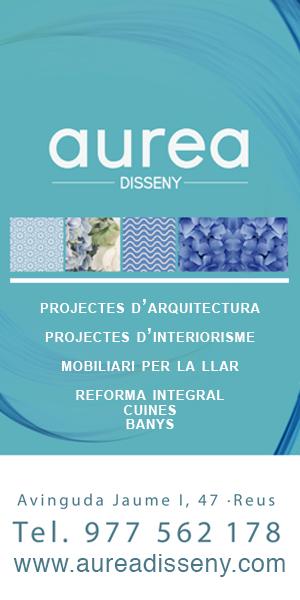 Aurea Disseny – Juliol 2020 – Tarragona