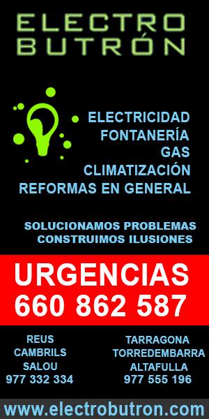 Electro Butron – Agost 2020
