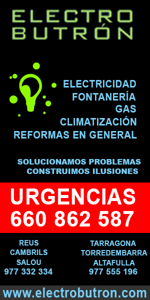 ElectroButron – Juliol 2020 – Reus