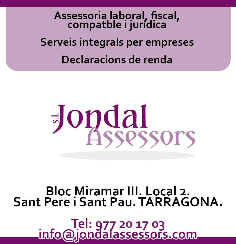 Jondal – Juliol 2020 – 300×250