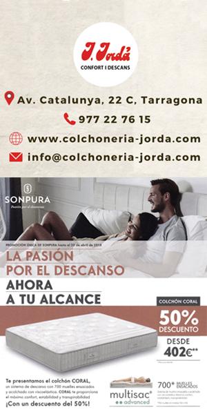 Colchoneria Jordà – Juliol 2020 – 300×600
