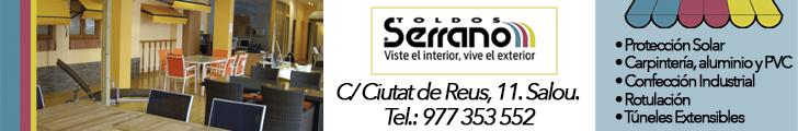 Toldos Serrano – Agost 2020 – 728×120
