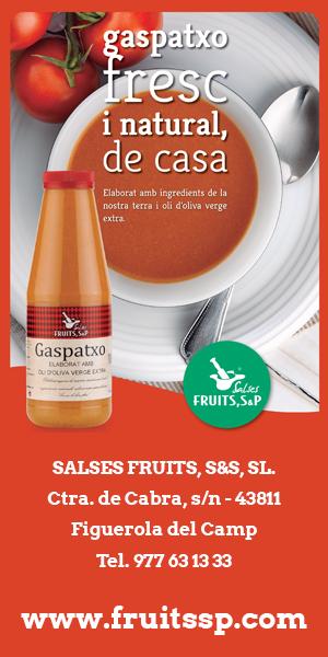 Salses & Fruits – 300 x 600