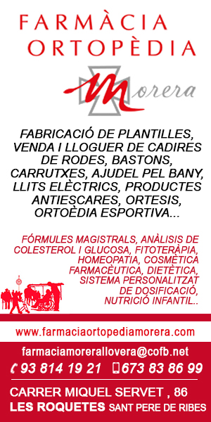 Farmacia Ortopedia Morera – 300×600