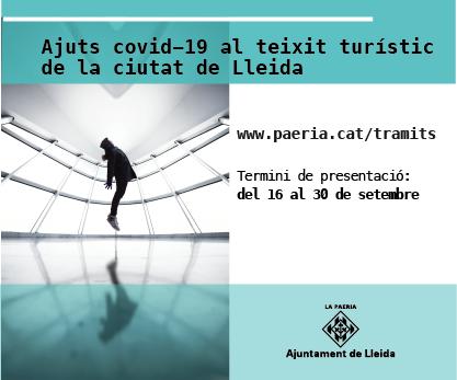 AJUTS TURÍSTICS – Ajuntament de Lleida – 300×250