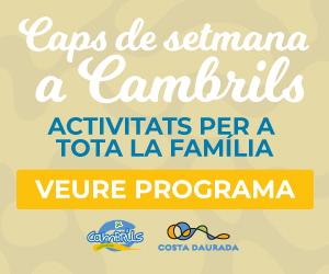 Caps de setmana – Ajuntament de Cambrils