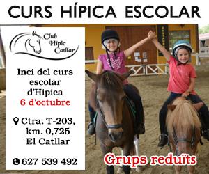 Hipica El Catllar – 300×250