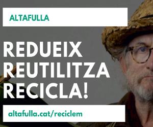 Reciclem! – Ajuntament d'Altafulla