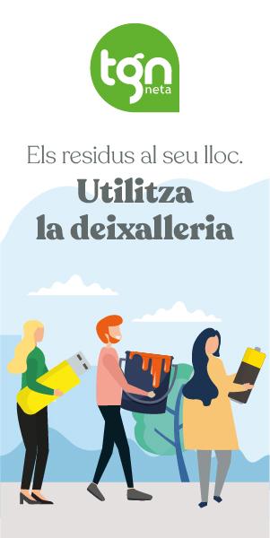 Deixalleries – Ajuntament de Tarragona