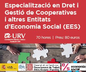 Fundació URV – Especialització en dret