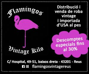 Flamingos – Març 2021