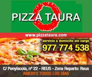 Pizza Taura – Març 2021