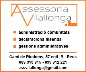 Assessoria Vilallonga – Març 2021