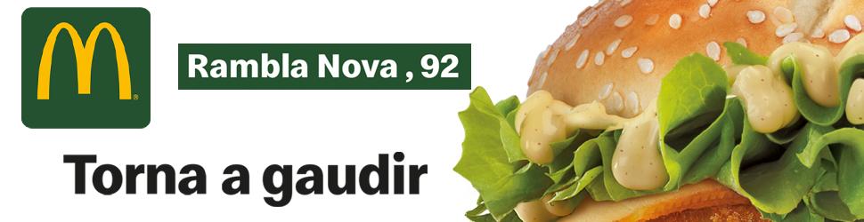 McDonald's – Obertura Tarragona
