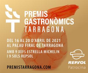 PREMIS GASTRONÒMICS TARRAGONA – Repsol