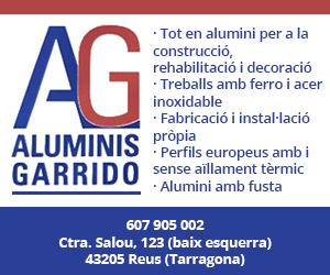 Aluminis Garrido – Maig 2021