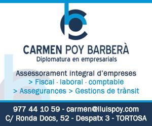 Carmen Poy – Maig 2021