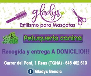 Peluqueria Gladys – Maig 2021