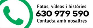 Whatsapp a La Ciutat