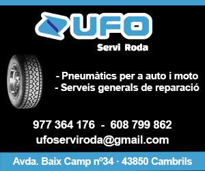 UFO – Juny 2021