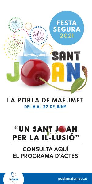 Sant Joan 2021 – Pobla de Mafumet