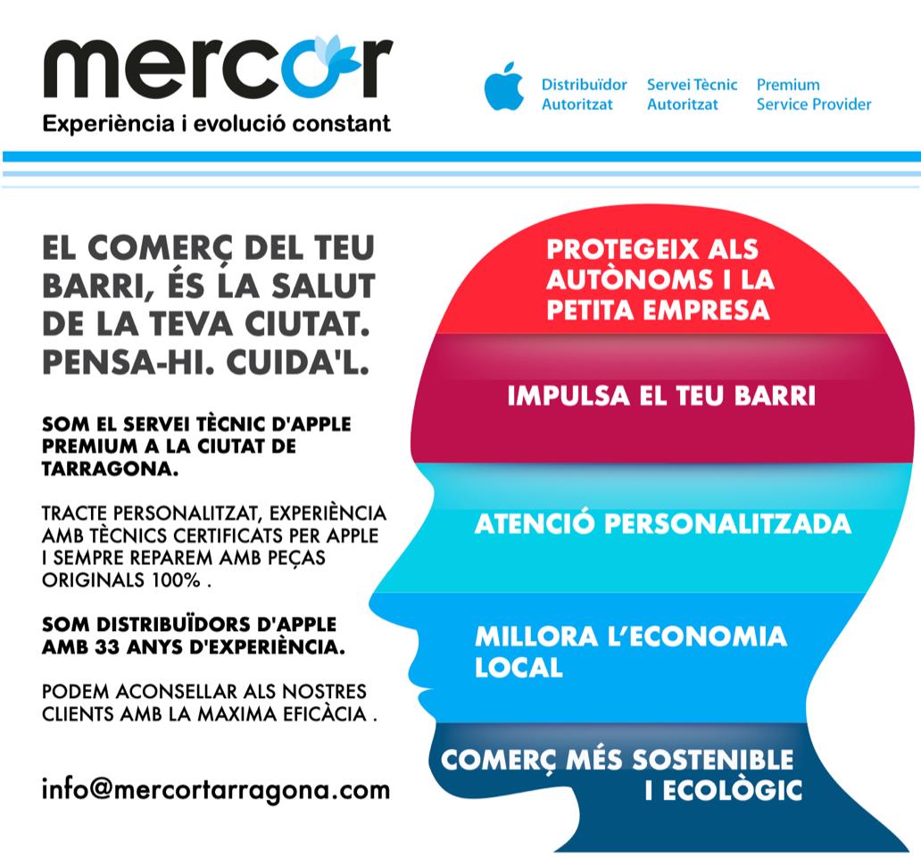 Mercor – Juny 2021