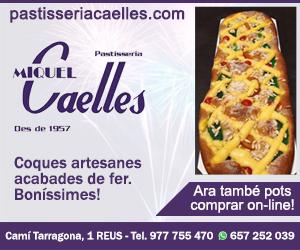 Pastisseria Caelles – Juny 2021