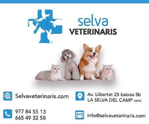 Veterinaris La Selva – Juliol 2021