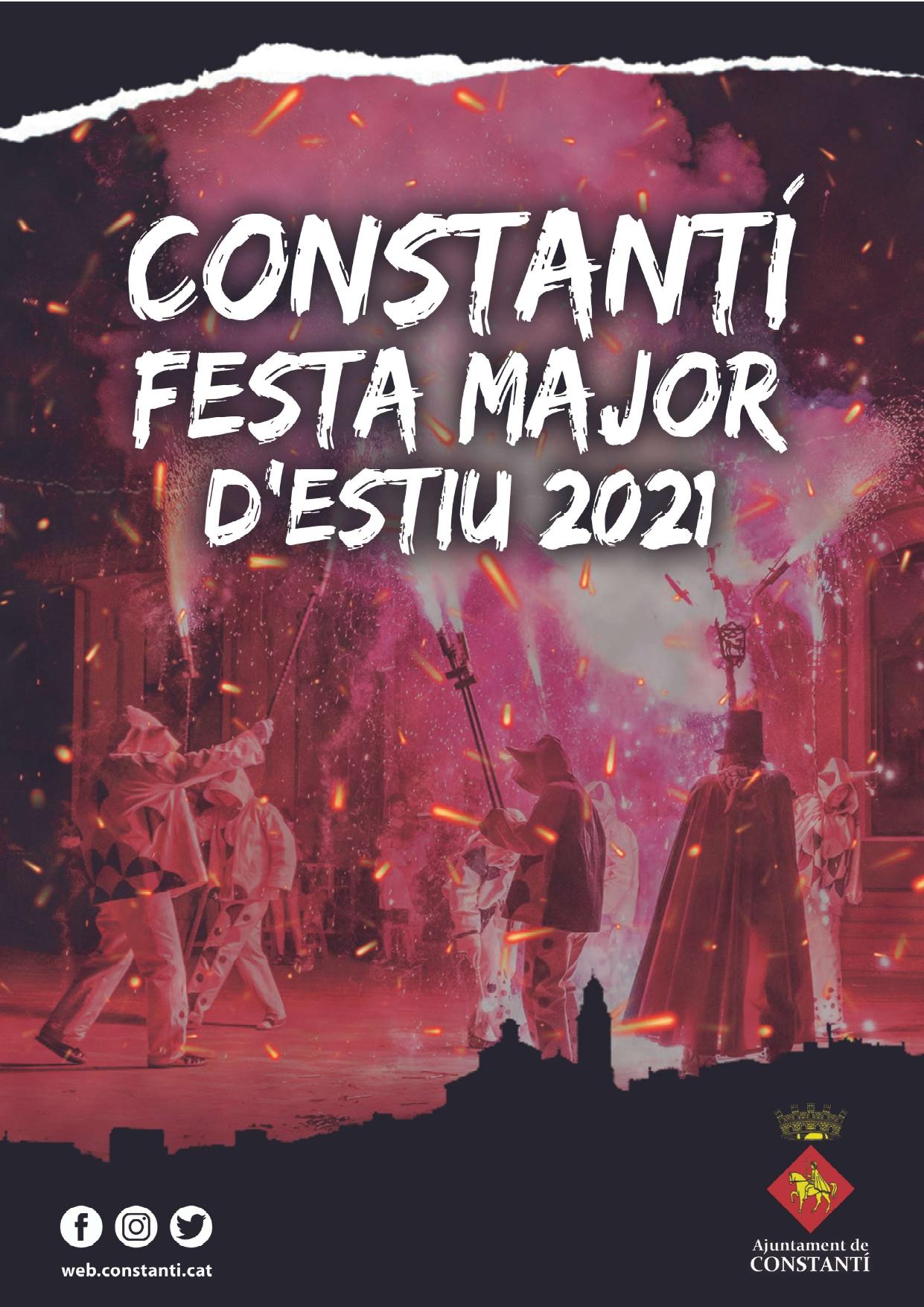 Festa Major Constantí 2021 – Ajuntament de Constantí