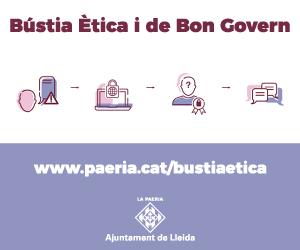 Bústica Etica Agost – Ajuntament Lleida – Lateral