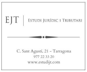 Estudi Jurídic i Tributari – Santa Tecla 2021