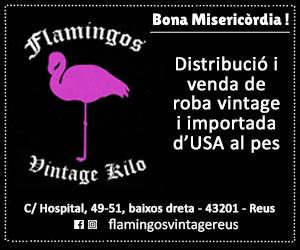 Flamingos – Misericòrdia 2021