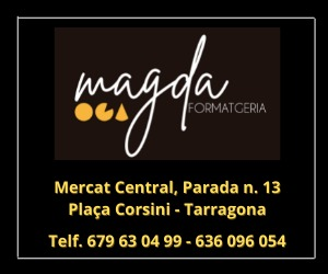 Formatgeria Magda – Santa Tecla 2021