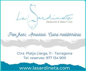 La Sardineta – Santa Tecla 2021