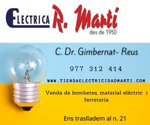 Elèctrica R. Martí – Misericòrdia 2021