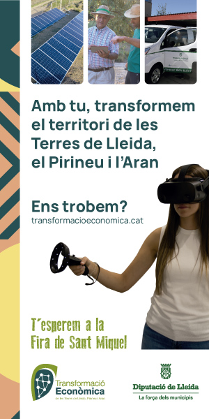 Diputació de Lleida – Fira de Sant Miquel