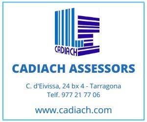 Cadiach Assessors – Santa Tecla 2021