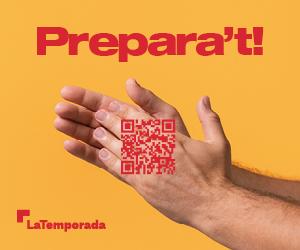 La Temporada – Ajuntament de Lleida – Lateral
