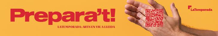La Temporada – Ajuntament de Lleida – Capçalera