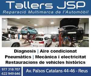 Tallers JSP – Octubre 2021